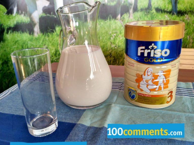 Friso Gold LocNutri