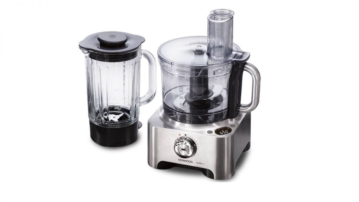 Kenwood Fpm Multipro Sense Food Processor Review
