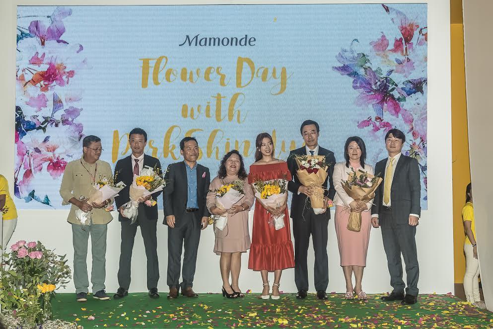 Mamonde Flower Day