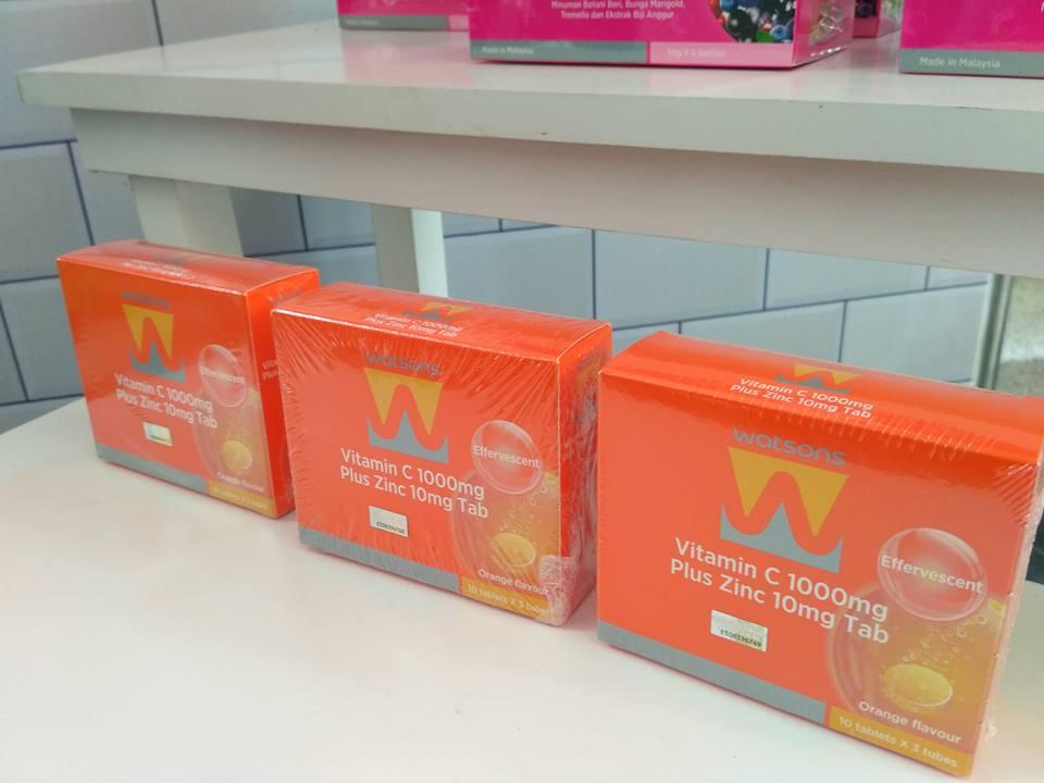 Watsons Switch & Save Vitamin C