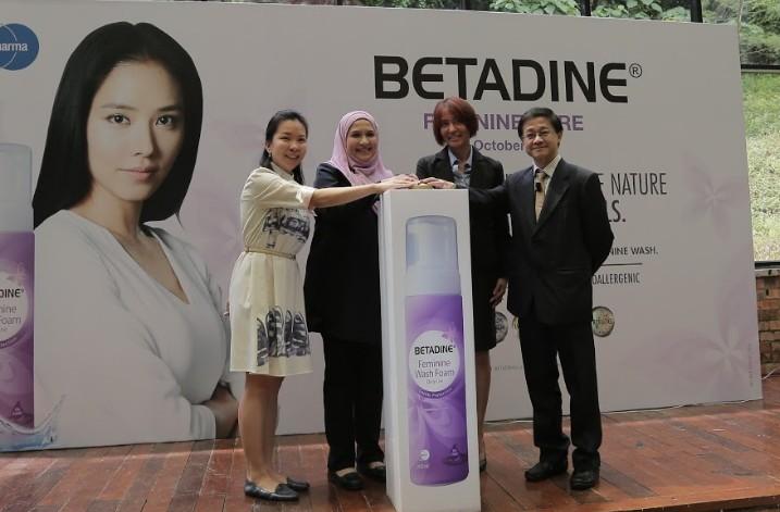 Launch of Betadine