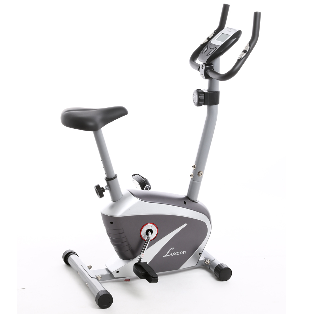 Lexcon Magnetic Bike Stationary Desk Exercise Indoor Cycling For Home Office Use