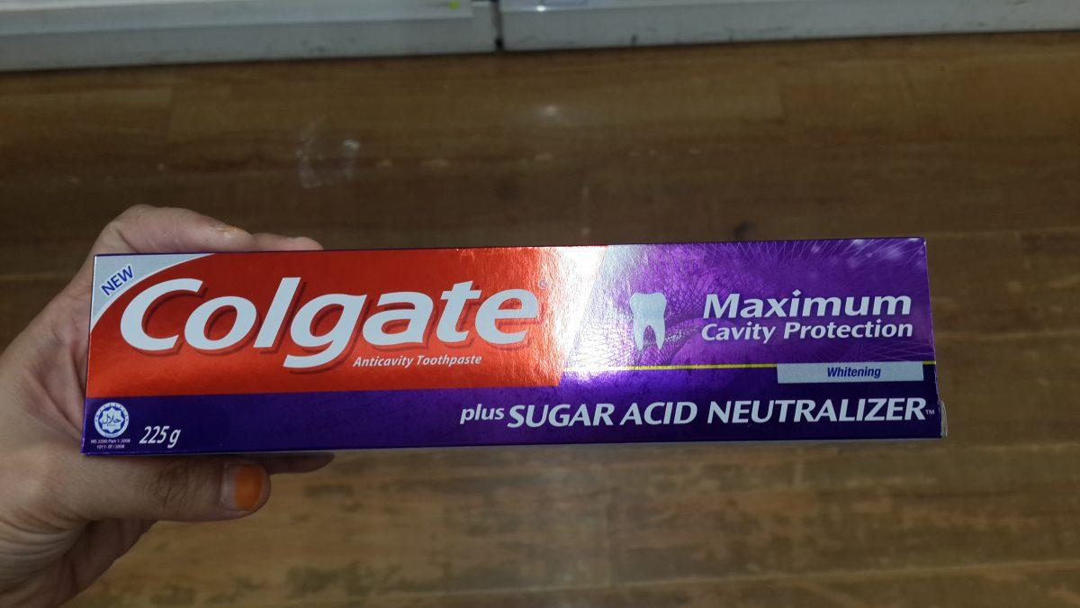 Daftar Harga Colgate Maximum Cavity Protection Fresh Cool Mint Pasta Gigi 180g 4 Pcs Sugar Acid Neutrlizer Reviews Mampu Melindungi Saya