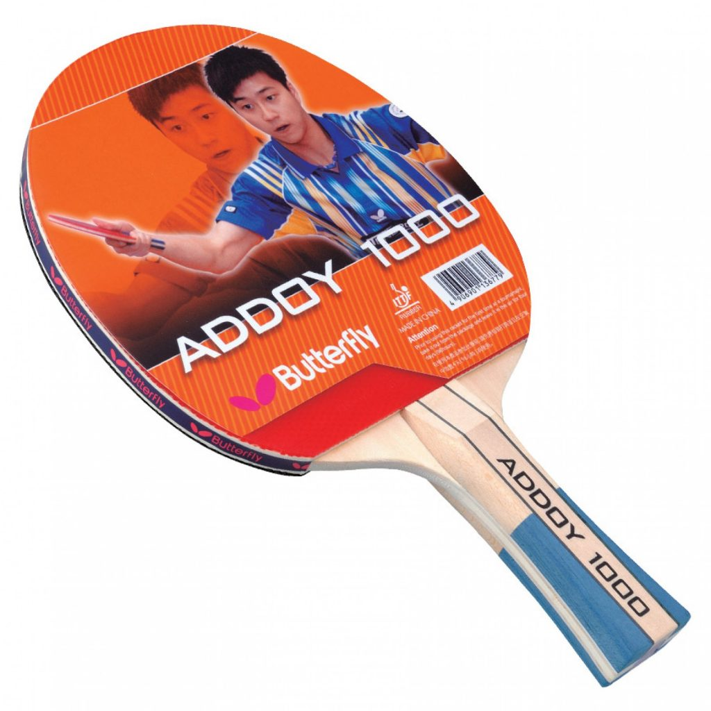 history butterfly made years table tennis that blades