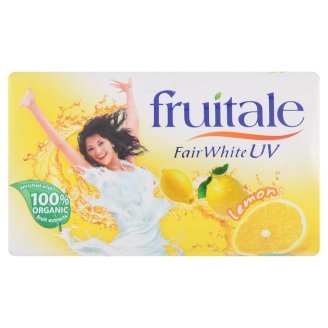 Fruitale Fair White UV Lemon Soap