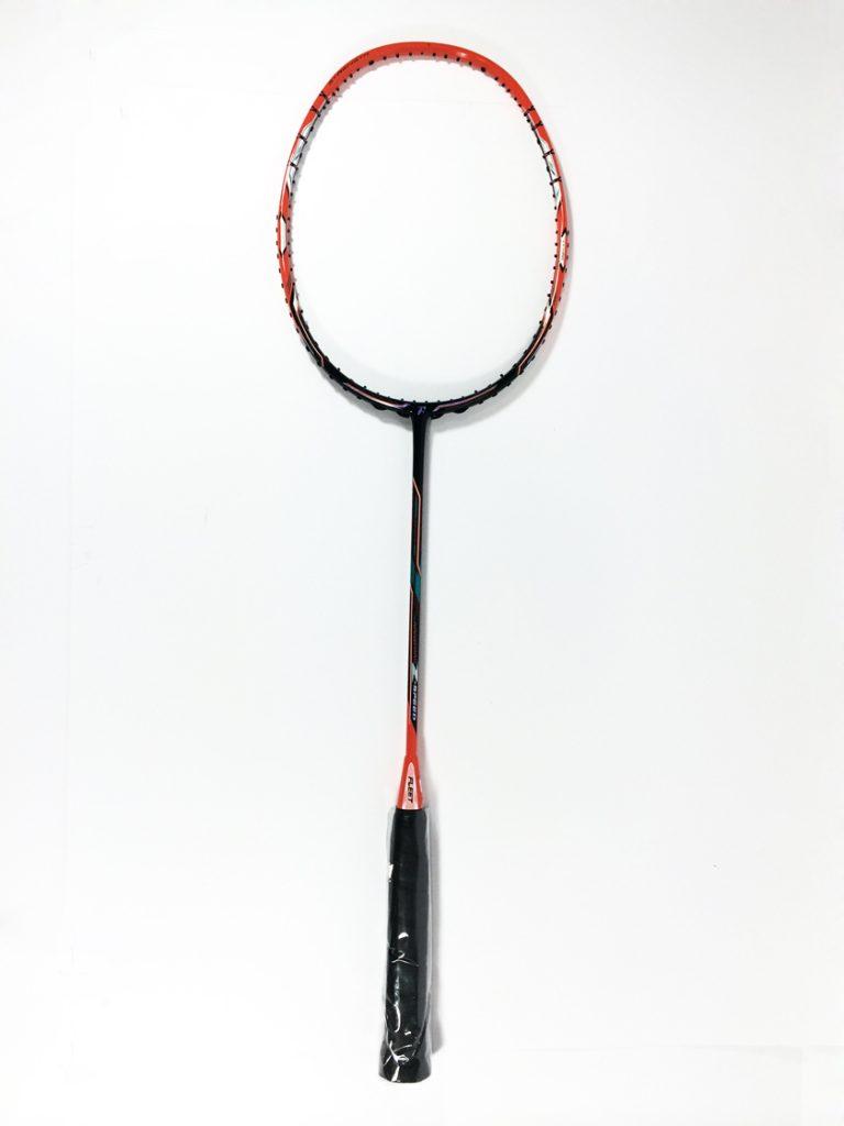 Fleet Nanomax Z-Speed Badminton Racket reviews