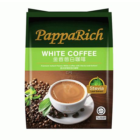 Papparich Stevia White Coffee reviews