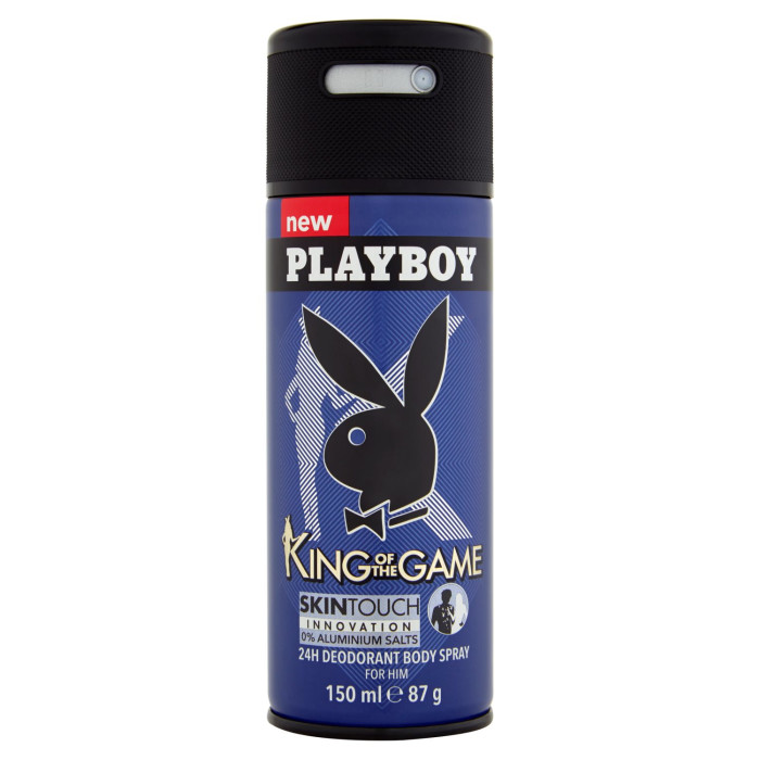 Playboy King of the Game Deodorant