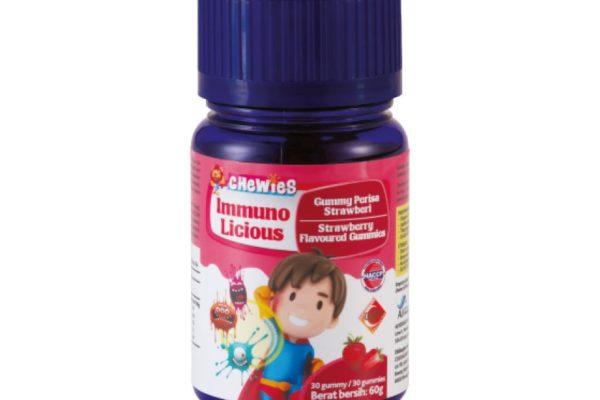 Chewies Immunolicious Gummies