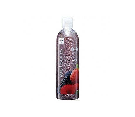 WATSONS Exfoliating Body Wash Summer Berries