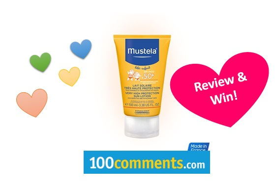 Mustela Very High Protection Sun Lotion