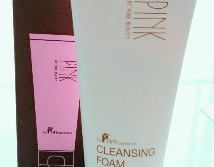 Pore perfection foaming cleanser