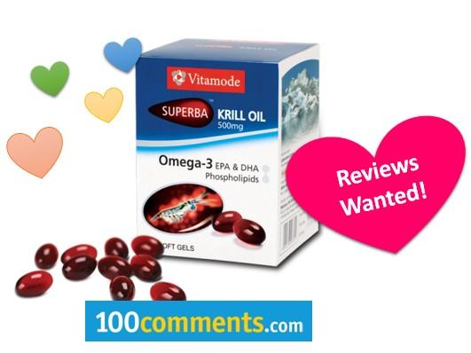Vitamode Krill Oil