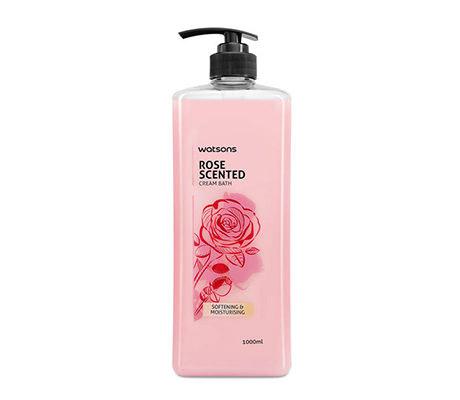 WATSONS Rose Scented Cream Body Wash