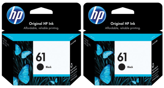 HP 61 Black Ink Cartridge reviews