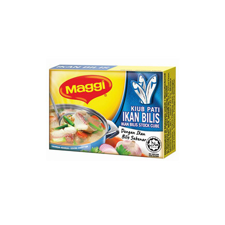 how to make stock from maggi cubes