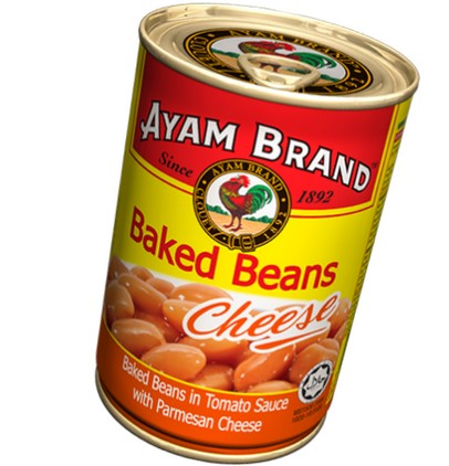 Ayam Brand Baked Beans Cheese Reviews