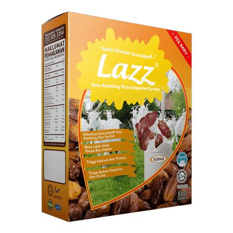 Lazz Goat Milk
