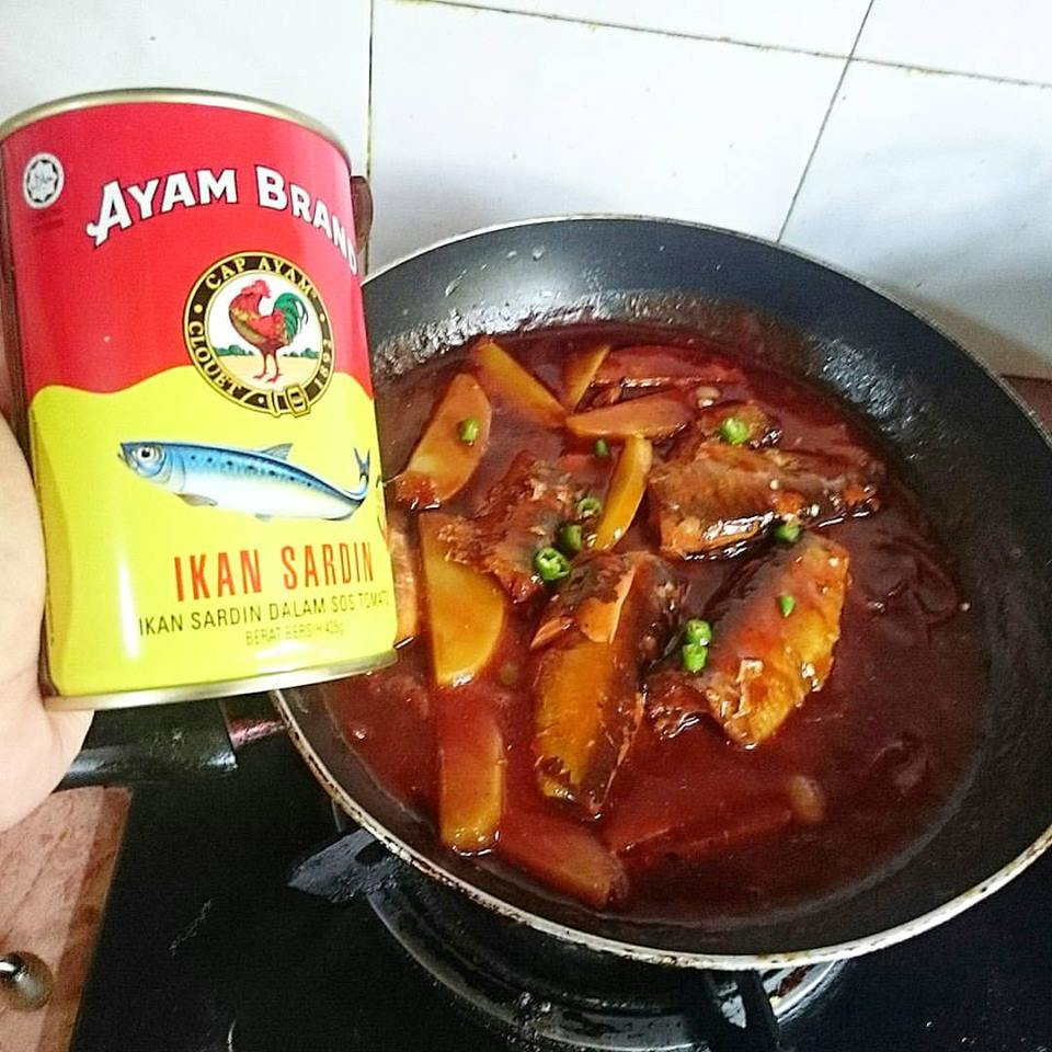 Ayam Brand Mackerel In Tomato Sauce Reviews