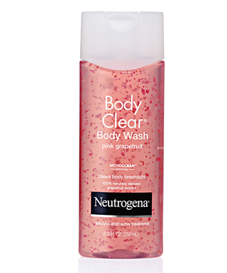 Neutrogena® Body Clear® Body Wash Pink Grapefruit