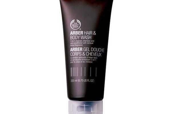 Body Shop Arber Hair & Body Wash