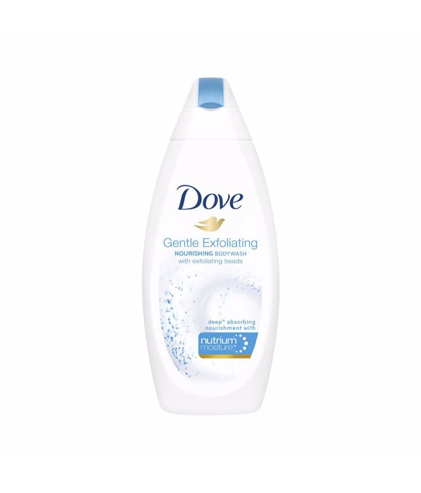 Dove Gentle Exfoliating Body Wash Reviews