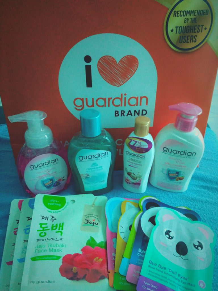 Guardian corporate brand products