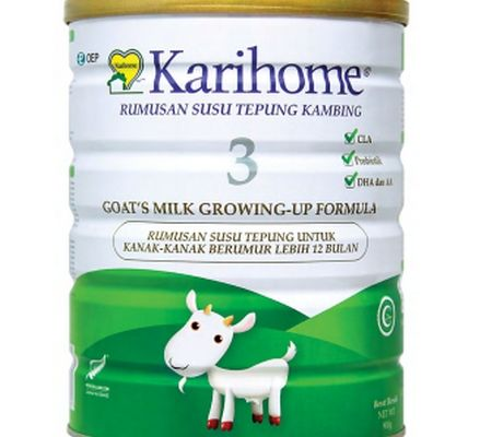 Karihome Growing Up Goat Milk Formula