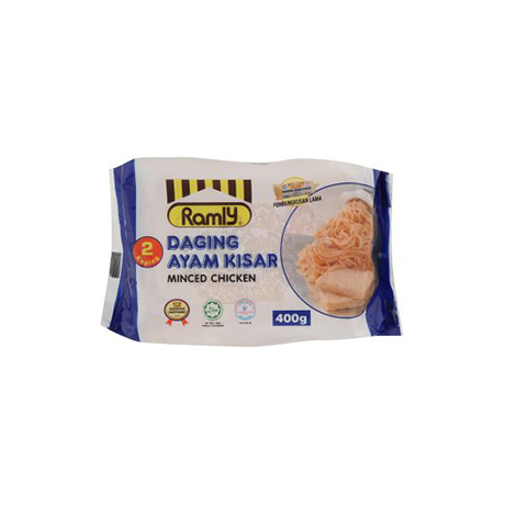 Ramly Minced Chicken Reviews