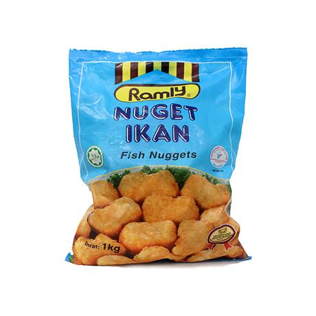 Ramly Fish Nuggets