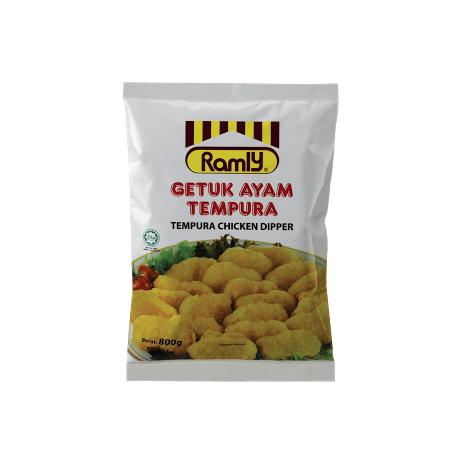 Ramly Tempura Chicken Dipper Reviews