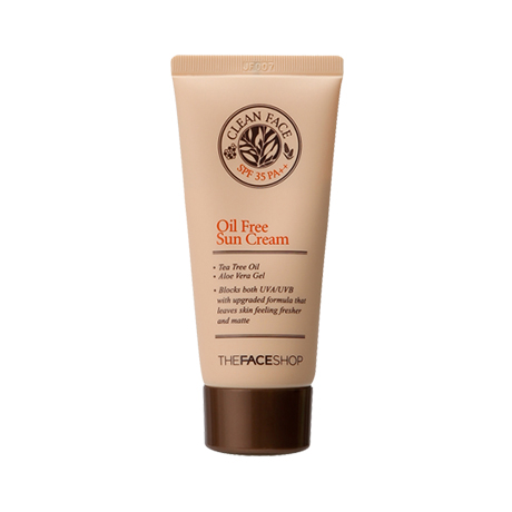 The Face Shop Clean Face Oil Control