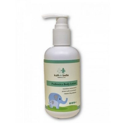 Kath and Belle Prebiotics Baby Lotion