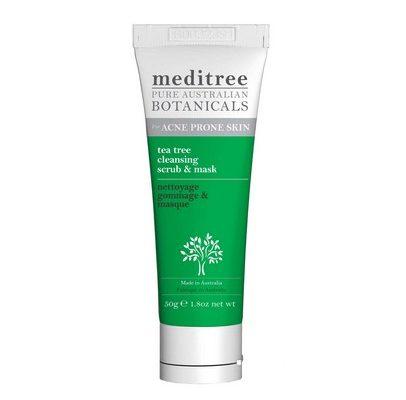 Meditree Tea Tree Face Scrub & Mask