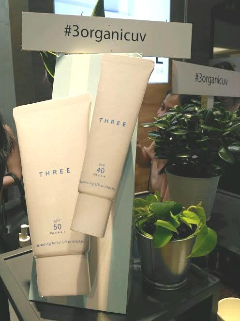 Three Balancing Body UV Protector Launch2