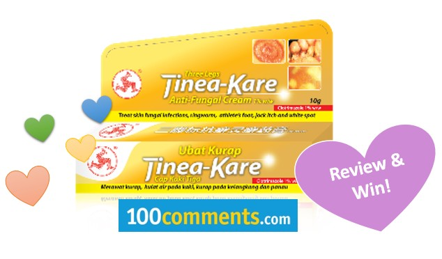 Tinea-Kare Anti Fungal Cream fb