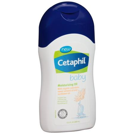 Cetaphil Baby Moisturizing Oil Reviews