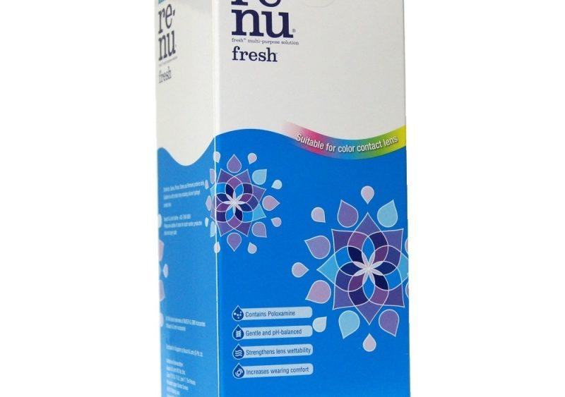 ReNu Fresh Color MultiPurpose Solution