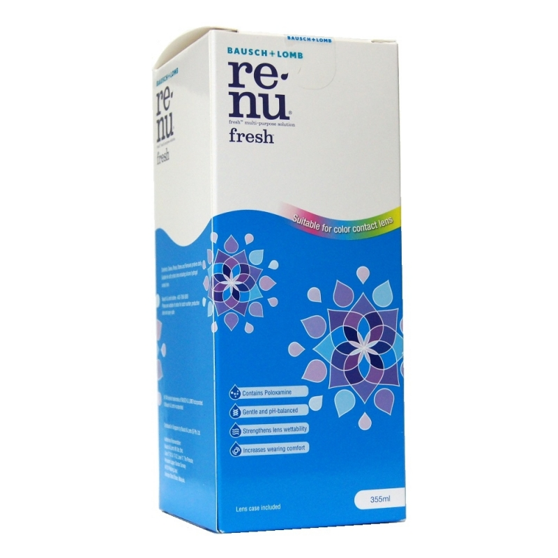 ReNu Fresh Color MultiPurpose Solution