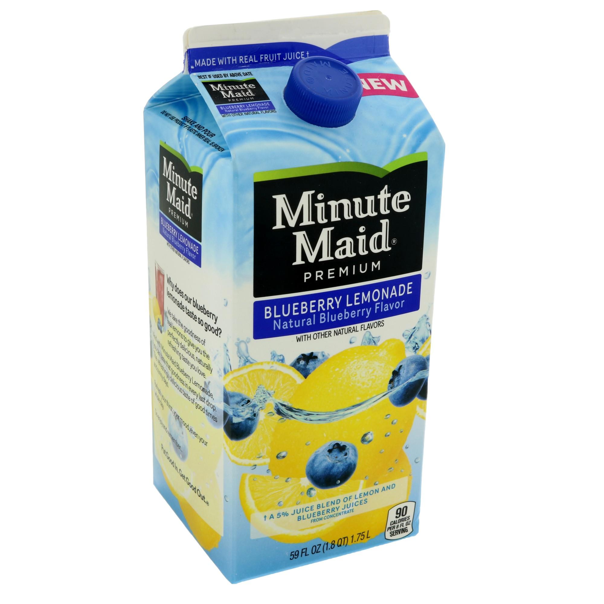 Blueberry Lemonade Drink Mix