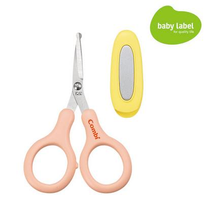 Combi Baby Label - Nail Scissors