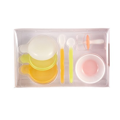 Combi Baby Label Tableware Step 1 Set Reviews