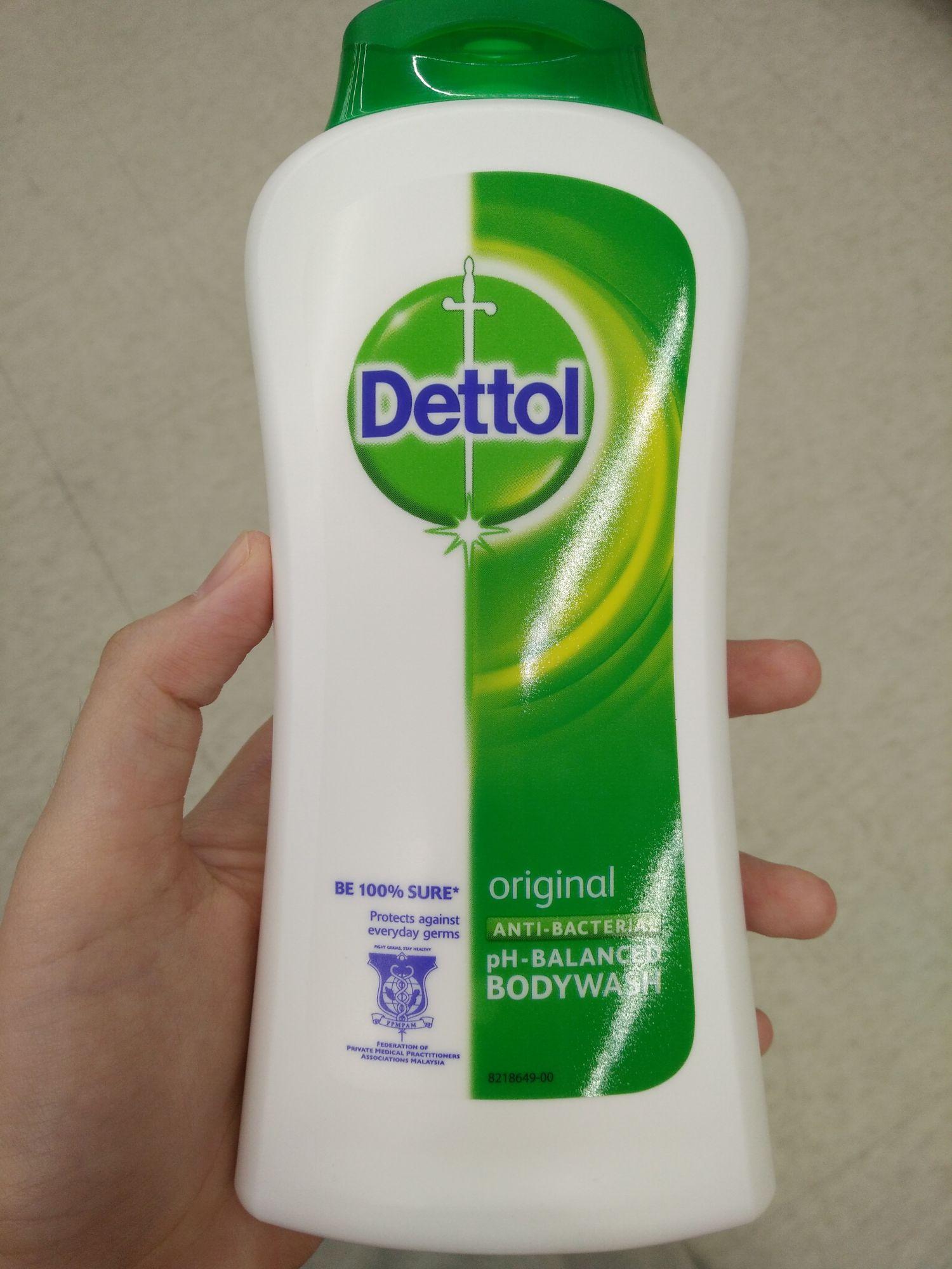 Dettol Original Shower Foam Reviews