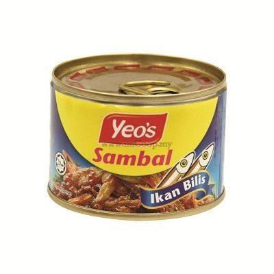 Yeo's Sambal Ikan Bilis