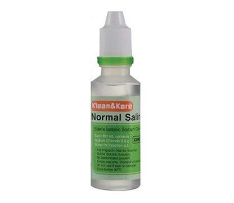 Klean & Kare Normal Saline