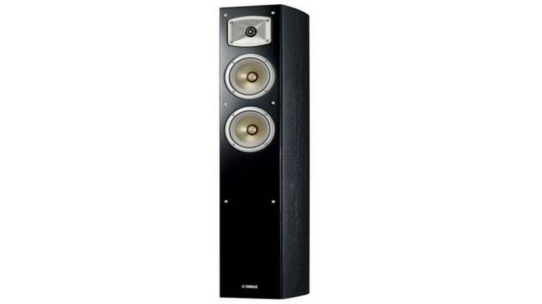 yamaha ns f330 front home speaker black reviews. Black Bedroom Furniture Sets. Home Design Ideas