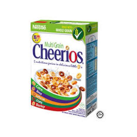 Nestle Multi Grain Cheerios reviews