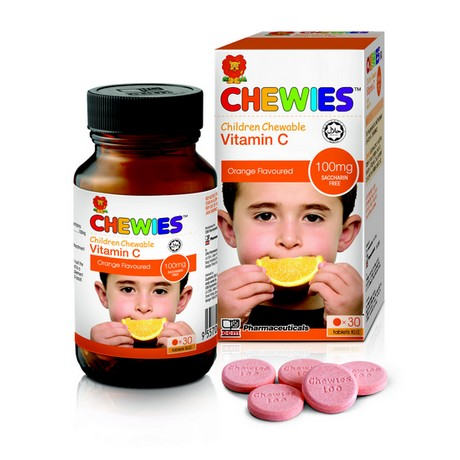 CHEWIES Chewable Vitamin C