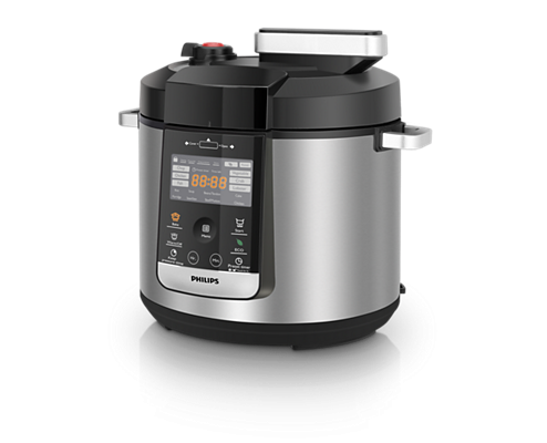 Philips Avance Collection 6L Electric Pressure Cooker