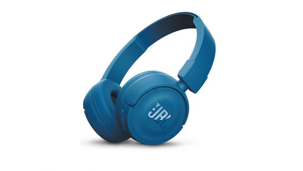 ba33e3963f4 JBL T450BT On-Ear Wireless Headphone - Blue reviews